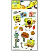 Nickelodeon SpongeBob SquarePants Krabby Patties Classic Stickers