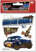 Disney Cars Dimensional Stickers - Hudson Hornet