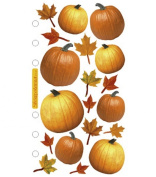 Sticko Harvest Stickers-Autumn Pumpkins