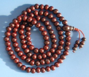 Rosewood Mala 108 Beads for Meditation 8mm