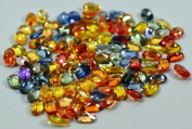 Over 5 Carat Loose Multi Sapphire From Sri Lanka, Excellent Colour, Cut and Polish, Mix Colour Mix Shapes, Mix Gems, Mixed Gemstone