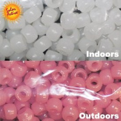 The Original Solaractive® Colour Changing Beads - White to Magenta 250 per Pack