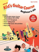 Alfred's Kid's Guitar Course Beginner's Kit
