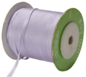 May Arts 0.3cm Wide Ribbon, Lavender Silk