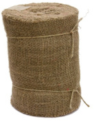 Renaissance 2000 Ribbon, 25cm , Natural Burlap