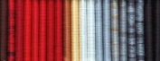 River Silks Art Deco Collection - 4mm Silk Ribbons