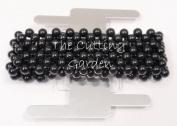 Corsage Bracelet - Colour Your World Beaded Bracelet - Black