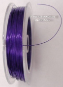 Purple Wire - Skinny - Sugar Plum