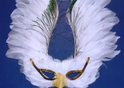 Feather Mask M106