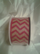 Red Chevron Ribbon
