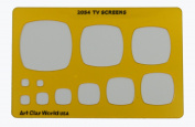 Artistic Design Template - TV Screens