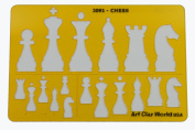 Artistic Design Template - Chess