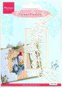 Ecstasy Crafts Flower Stencils - Rectangle