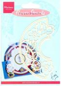 Ecstasy Crafts Flower Stencils - Circle