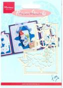 Ecstasy Crafts Flower Stencils
