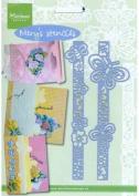 Ecstasy Crafts Mery'S Stencil -Butterflies & Bees