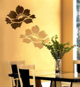 Flower Stencil Tree Peony size Med - Reusable stencils for DIY decor