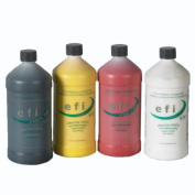 Marsh 'efi' White Stencil Ink Quart Bottle