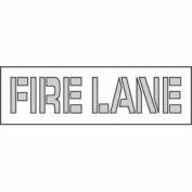 Nmc Parking Lot Stencil - Fire Lane