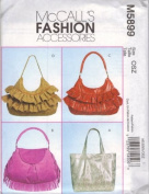 McCall's Fashion Accessories Pattern M5899 for Hobo Bags