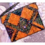 2 Fat Quarter Clutch Bag
