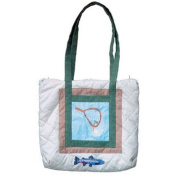 Patch Magic Fly Fishing Purse Bag, 17 by 7.6cm by 38cm