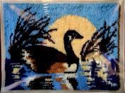Sultana Latch Hook Kit Candain Goose Kit No 79230 50cm X 70cm