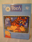 "Winnie the Pooh Latch Hook Kit ""Bounce"""