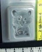 Kitten reusable plastic mould 889