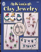 Kim's Clay Jewellery Book Polymer Clay Beads NEW OOP