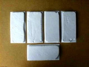 Set of five 4x8.5 Antique Used Brick Veneer Moulds #0923-5