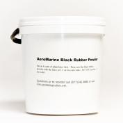 AeroMarine Black Powder Rubber Extender and Filler 1.9ls