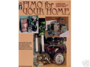 Fimo for Your Home Polymer Clay Millefiori Cane Tech