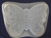 Large Butterfly Shaped Stepping Stone Concrete Plaster Mould 1266