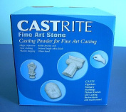 CastRite Fine Art Stone- Casting Powder for Fine Art Casting