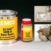 EZ-Cast 580N Silicone Rubber Moulding Compound, Quart