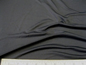 Discount Fabric Lycra/Spandex 4 way stretch Solid Black LY400