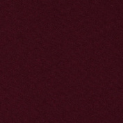 150cm Poly Poplin Burgundy Fabric