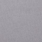 Solid Flannel Grey Fabric