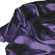 Purple Satin Fabric 150cm /150cm x 1yd