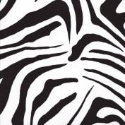 150cm Wide Flocked Tiger Taffeta Fabric Sold By The Yard