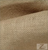 NATURAL BURLAP FABRIC- 2.20/YARD - SOLD BTY 100cm 270ml