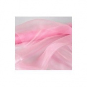 Pink Mirror Organza Fabric 150cm /150cm x 1yd