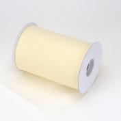 Ivory Nylon Tulle 15cm 100 Yards