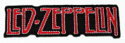 Led Zeppelin Rock Music Band Logo Iron on Patch Great Gifr for Men and Women