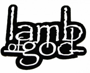 Lamb of god(medium size) Embroidered Iron on Sew on Patch Iron-on Symbol Badge Emblem Logo Sign Patch Embroidery