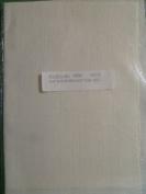 Antique White Belfast Fabric 36cm X 46cm