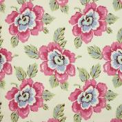 Rowan Amy Butler Gypsy Caravan Rosa Wild Poppy Linen, 43-inch (109cm) Wide Cotton Fabric Yardage