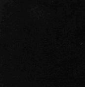 Black Micro Chamois Ultra-Soft Solid Fleece Fabric by the Yard - Black