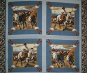Rodeo By General Fabrics - 100% Cotton 110cm Wide By the Yard